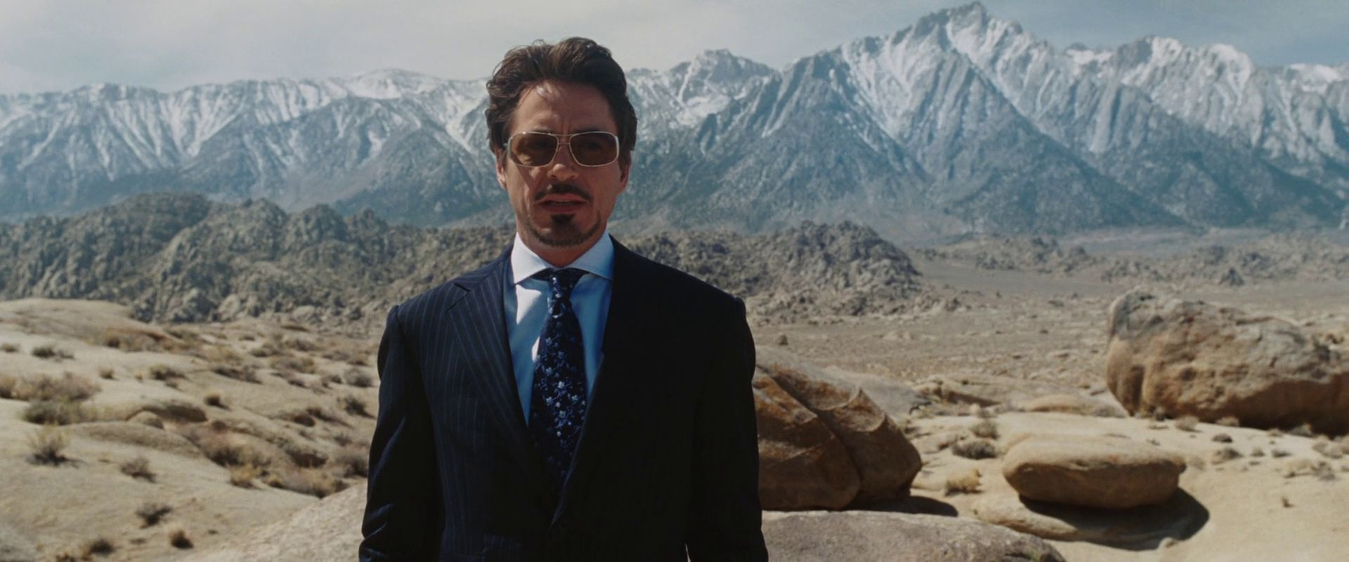 iron-man in Afghanistan
